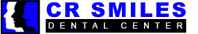 CR Smiles Dental Center Logo